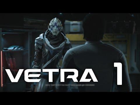 Mass Effect Andromeda: Vetra 1 - The Facilitator