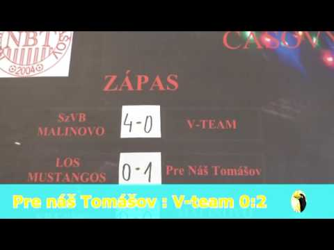 Futsal Tomášov 3 12 16