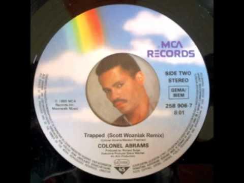 Colonel Abrams  Trapped Scott Wozniak Remix 2004