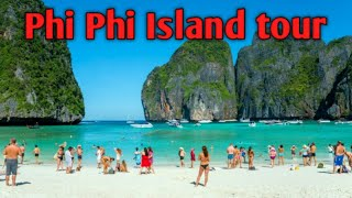 Exploring Magical Underwater ko Phi Phi Island Maya bay    Phuket Thailand    must watch in hindi
