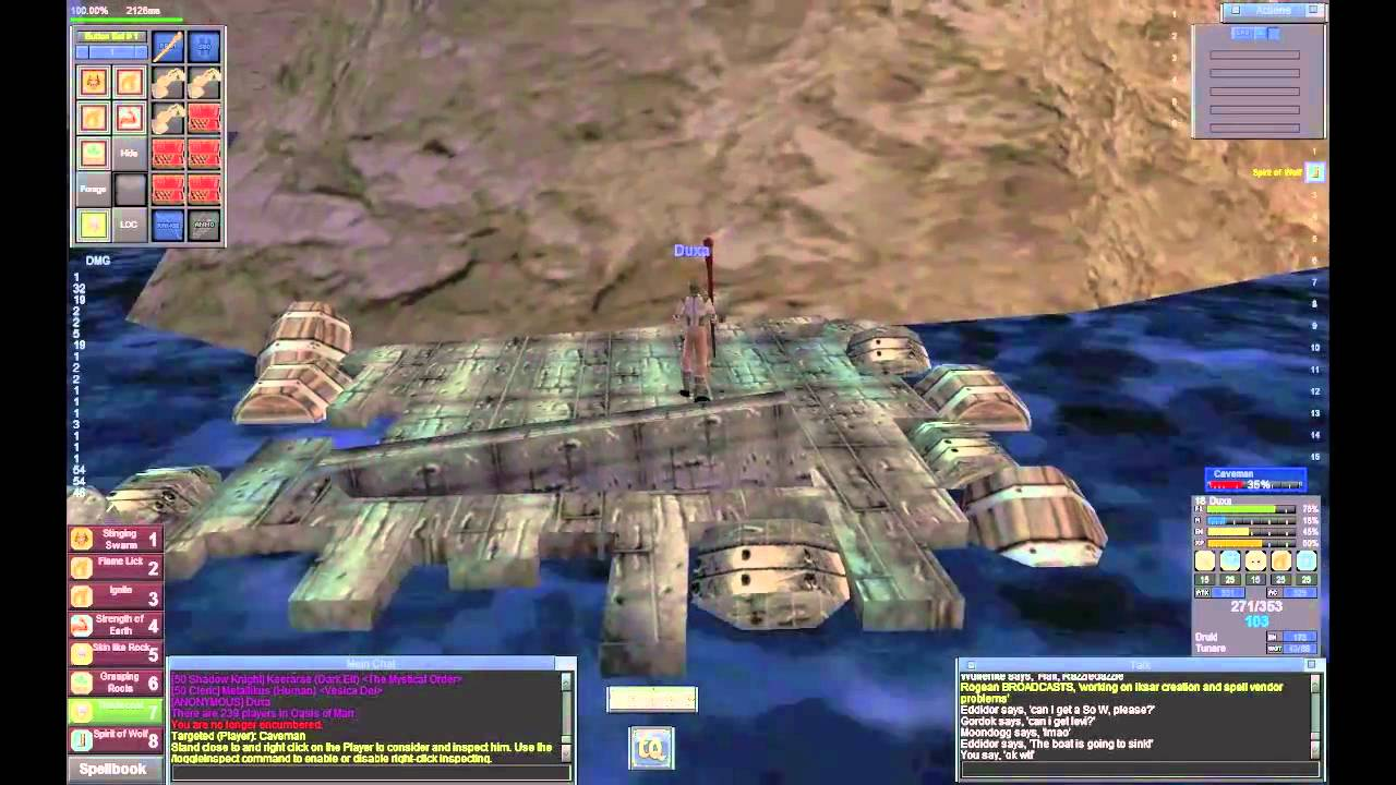 EverQuest - Kunark Launch - p99 - Chrushev