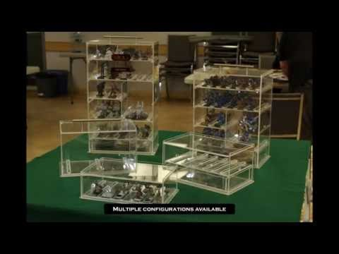 Modular Army Transport - Wargame Transport & Display Case