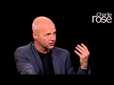 Sebastian Thrun on enhancing the human brain (Dec. 29, 2015) | Charlie Rose