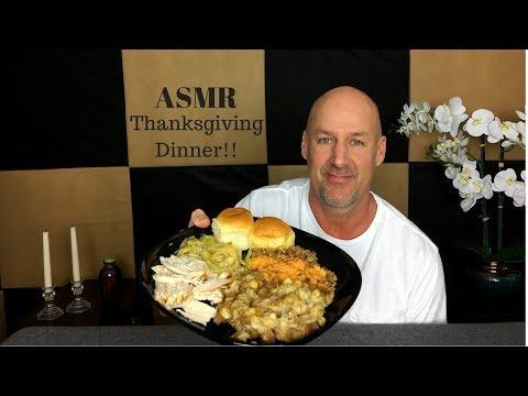 ASMR Thanksgiving Dinner~Story Time~Soft Spoken