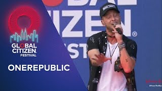 OneRepublic performs Counting Stars | Global Citizen Festival NYC 2019