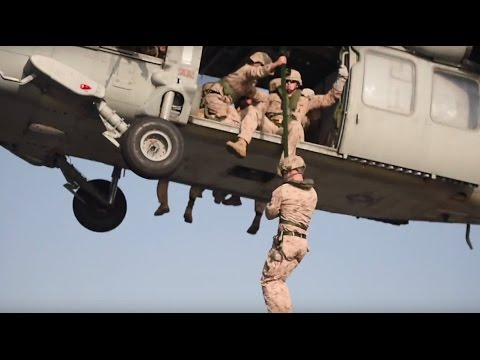 FAST training with the US Marine Corps