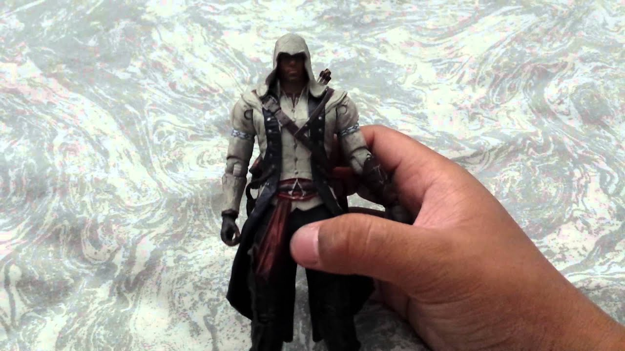 Assassin 39 s creed iii connor kenway figure review youtube - Assassin s creed pictures ...