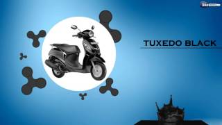 Yamaha Fascino | Price, colors & Review | BikeHeight