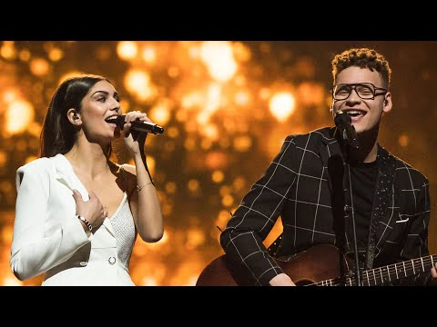 Ben & Tan - Yes | Dansk Melodi Grand Prix 2020 | DR1
