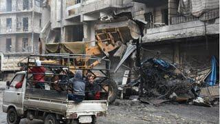 هيومن رايتس ووتش تتهم النظام السوري باستخدام أسلحة كيميائية في حلب