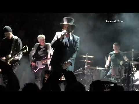 U2 - Acrobat - Las Vegas, May 12, 2018 (www.atu2.com)