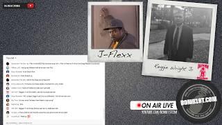 Bomb1st Live: J-Flexx, K.C. Amos and Reggie Wright Jr. | 2pac Outlawz Drama