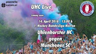 Uhc live - uhc vs. msc - 1. herren hockey bundesliga - 14.04.2018 - 13.00 h