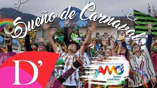 Sueño de Carnaval - DiegoD'albA - Full HD (VideoClip)
