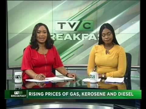 Rising Price of Gas, Kerosene and Diesel
