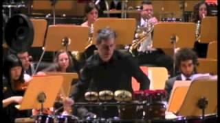 Concerto for Percusion and Orchestra (1st mov.) by Friedrich Cerha-