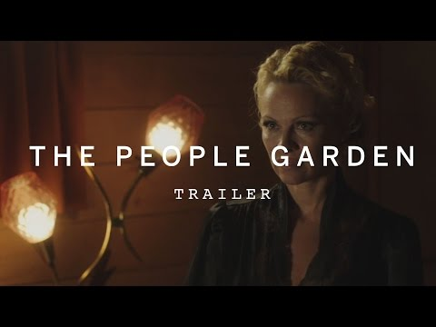 THE PEOPLE GARDEN   New Release 2016