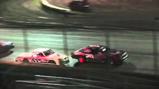 Kennedale Speedway Park Jr. Mini-Stock Feature