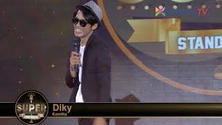 dicky adu pantun super stand up seru eps 188