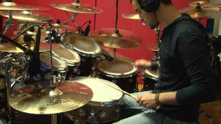 Saviour King - Hillsong Live (Drum Cover)