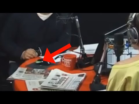 5 Ghost Sightings Caught On Live TV!