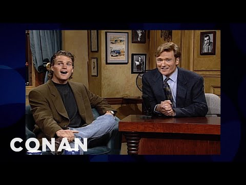 """Chris O'Donnell Was On The Second Episode Of """"Late Night""""   CONAN on TBS"""