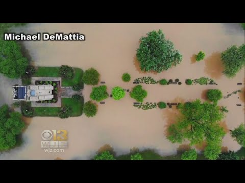 State Of Emergency In Frederick County Due To Flooding