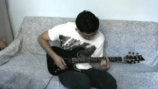 Joe Satriani - Made Of Tears (Cover)