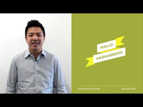Vasham Monthly Video - Desember 2015