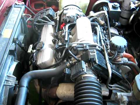 89 Lesabre T Type Modified Ln3 3800 Engine Idle And