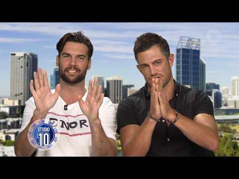 Blake & Mack Talk #BachelorInParadiseAU   Studio 10