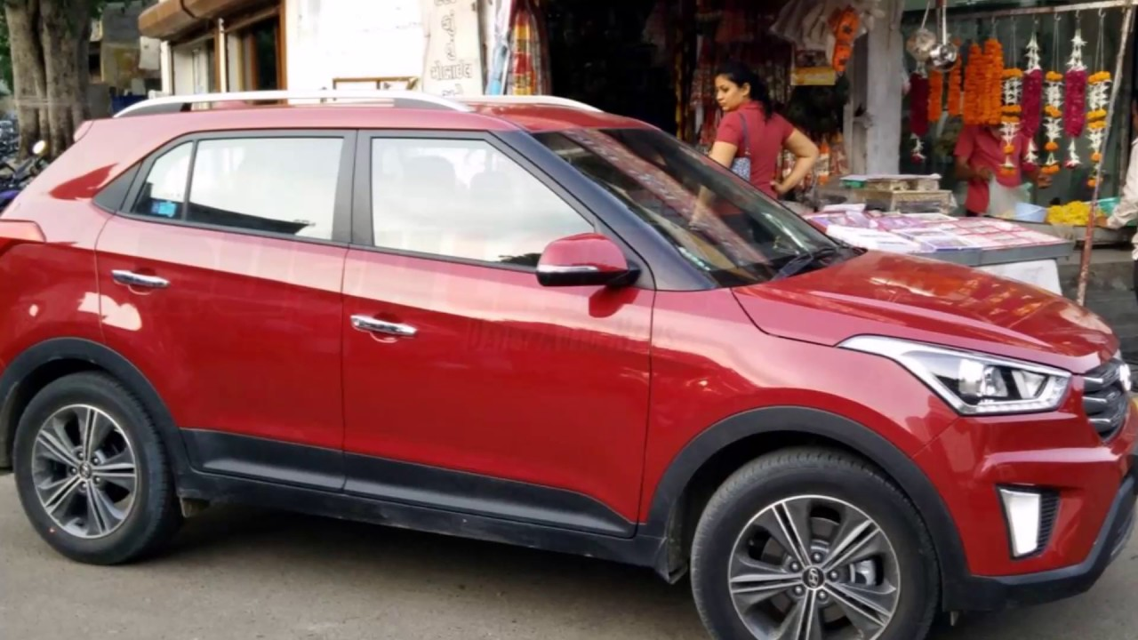 Hyundai creta price starts from 8 59 lakhs launched in india - Hyundai Creta 2017 Price Specifications Mileage Review Pics
