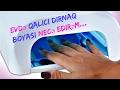 Evdə Qalıcı Dırnaq Boyası Necə Edilir? (shellac) I Gel Polish at Home