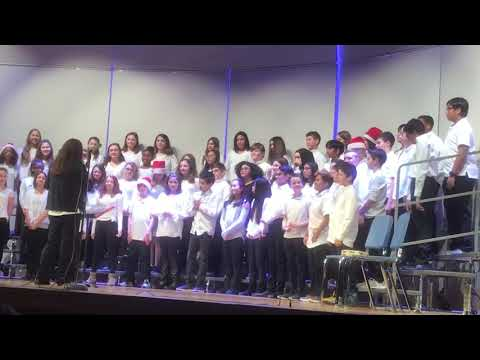 2018 Harborside Middle School Winter Concert - 3