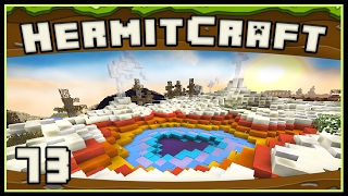 HermitCraft 4 - Minecraft: Creating A New Yellowstone Biome Design