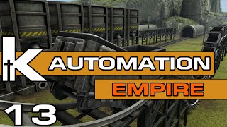 Let's Play Automation Empire Ep 13   Station Refining   Automation Empire Gameplay