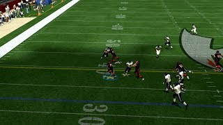 APF 2K8's Running Game Shows Realism|APF 2K8 Breakdown