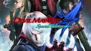 Devil May Cry 4 Special Edition : Conferindo o Game