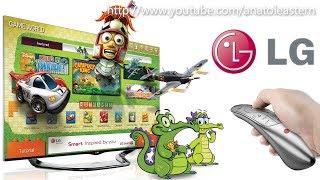 Обзор игр для 3D телевизоров LG 2013 года