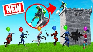 Playing BLOONS TOWER DEFENSE In Fortnite!