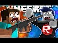 If MINECRAFT and ROBLOX went to WAR Weird Comments
