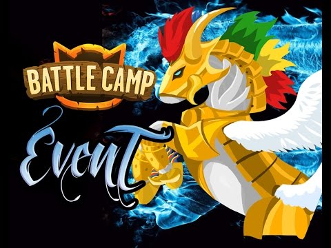 Battle Camp Dominion with FULL EVENT PETS TEAM  (iOs device)