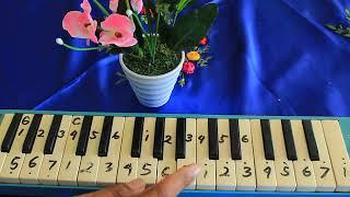 hymne guru pianika cover