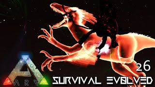 ARK: SURVIVAL EVOLVED - SAVAGE RAPTOR & GAIA FARMS !!! | PARADOS GAIA AMISSA E26