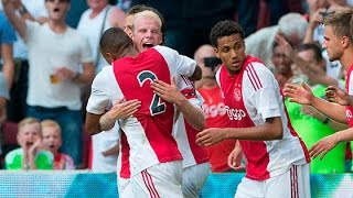 Highlights Ajax - VfL Wolfsburg