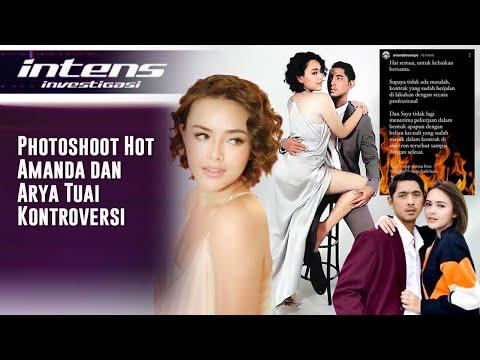 Download Amanda Tuai Kontroversi Setelah Photoshoot Hot Dengan Arya Saloka | Intens Investigasi | Eps 995