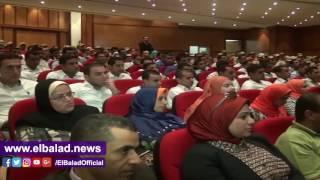 جامعة طنطا تنظم ندوة عسكرية بعنوان مصر المكان والمكانة.. فيديو وصور