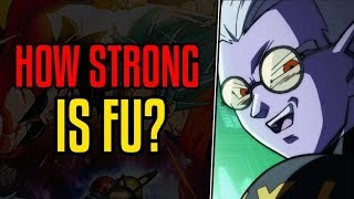 How STRONG is FU!? (Dragon Ball Heroes)