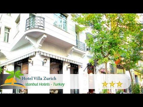 Hotel Villa Zurich - Istanbul Hotels, Turkey
