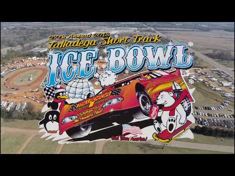 #K37 Drew Kennedy - Crate - ICE BOWL 2018 - Talledega Short Track - In Car Camera